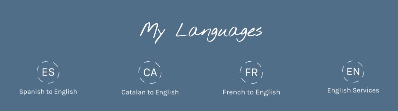 Into English language pairs